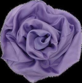 Seidentuch violett