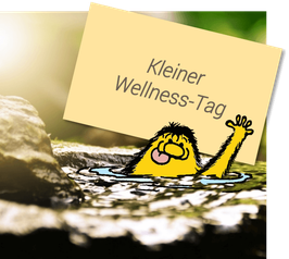 Kleiner Wellness-Tag