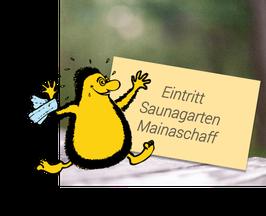 Eintritt Saunagarten Mainaschaff