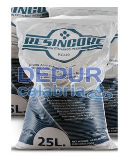 Resincore RC120 sacchi resina