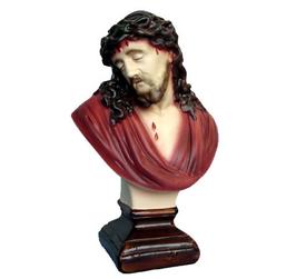 Statua Ecce Homo cm. 18 in resina