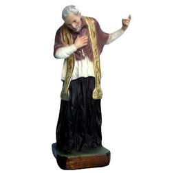 Statua Sant' Alfonso cm. 20