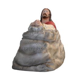 Statua Jetsemani cm. 15 x 20 in resina