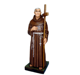 Statua Padre Ludovico da Casoria cm. 185 in vetroresina