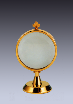 Ostensorio in argento mod. 967