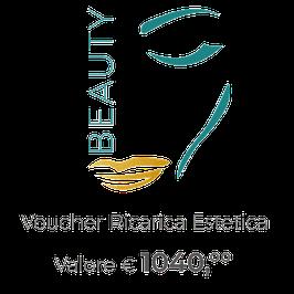VOUCHER RICARICA ESTETICA 800