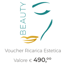 VOUCHER RICARICA ESTETICA 400