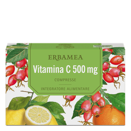 VITAMINA C 500 MG - COMPRESSE