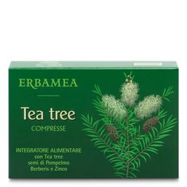 TEA TREE - COMPRESSE