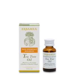 OLIO ESSENZIALE - TEA TREE OIL BIOLOGICO