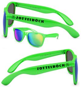 Zottelbock Sonnenbrille