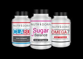 CLA80 + Sugar Balance + Omega 7