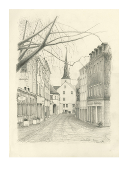Geleitstraße, Weimar