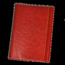 Flexible Buchhülle Rot