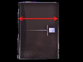 b) Einfache Breite des Buches