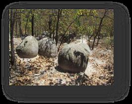 """Randonnée guidée aux """"pierres rondes"""""""