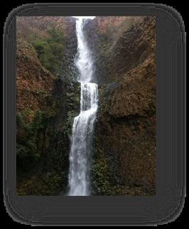Geführte Tour zu dem  Nogal Wasserfall