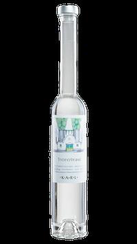 Tresterbrand  Cuvée Weiß aus Grüner Veltliner-Riesling-Sauvignon Blanc Maische