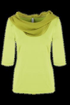 """Shirt """"Arnika"""", lemongrün"""