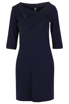 Kleid Mohn, dunkelblau