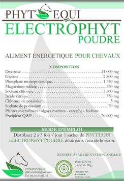 REHYDRATATION ELECTROLYTES poudre