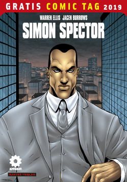 Apparat - Simon Spector (GCT 2019)