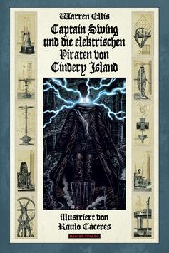 Captain Swing und die elektrischen Piraten von Cindery Island (lim. Hardcover)
