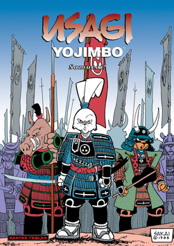 Usagi Yojimbo 02 - Samurai!
