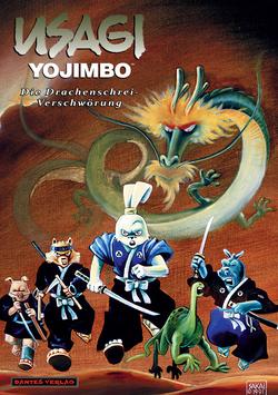 Usagi Yojimbo 04 - Die Drachenschrei-Verschwörung