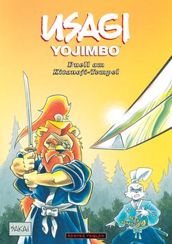 Usagi Yojimbo 17 - Duell am Kitanoji-Tempel