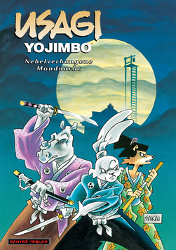 Usagi Yojimbo 16 - Nebelverhangene Mondnacht