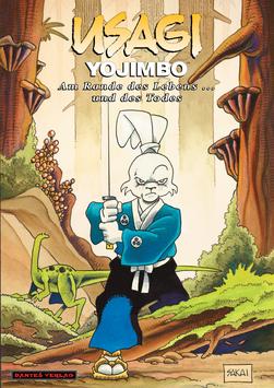 Usagi Yojimbo 10 - Am Rande des Lebens ... und des Todes