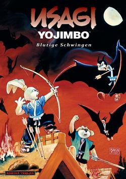 Usagi Yojimbo 05 - Blutige Schwingen