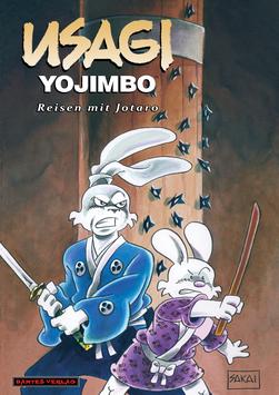 Usagi Yojimbo 18 - Reisen mit Jotaro