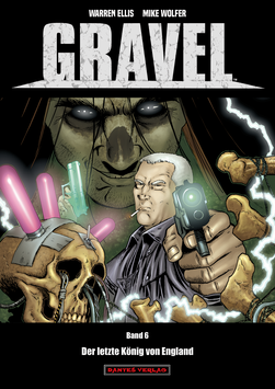 Gravel 6 - Der letzte König von England