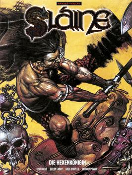 Sláine 7 - Die Hexenkönigin