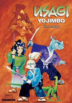 Usagi Yojimbo 12 - Kusanagi