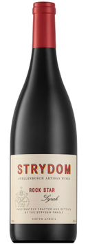 STRYDOM Rock Star Syrah 2014