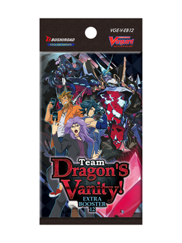 English Edition Cardfight!! Vanguard Extra Booster 12: Team Dragon's Vanity!