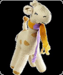Giraffe aus 100% Tangüis Bio-Baumwolle