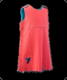 Kleid Kolibri aus Bio Pima