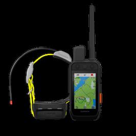GARMIN® ALPHA 200I K SYSTEM BUNDLE ORANGE/SCHWARZ + K5 GPS-HUNDEORTUNGS-HALSBAND