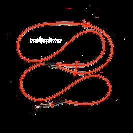 UMHÄNGELEINE BIOTHANE® MIT KARABINER (6MM/7MM DURCHMESSER)