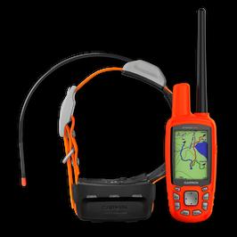 GARMIN® ATEMOS 50 BUNDLE ORANGE + K5 GPS-HUNDEORTUNGS-HALSBAND