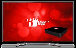 REALTV-X96 IPTV - 13 months content service