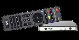 TVIP S-Box v.525 - 4K HDR + Wifi