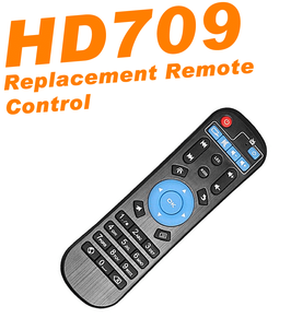 Remote Control Zaaptv HD709