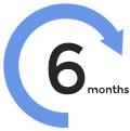 6 Monate MaaxTV ™  Arabische Paket Verlängerungskarte
