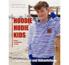 Prülla, Hoodie Hudie KIDS, Schnittmuster