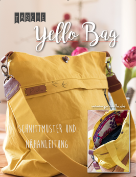 Prülla, Yello Bag Papierschnittmuster